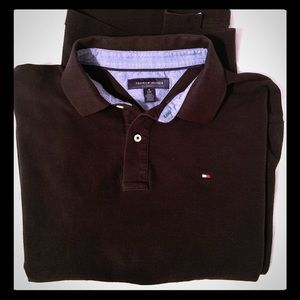 Tommy Hfiger Long sleeve polo